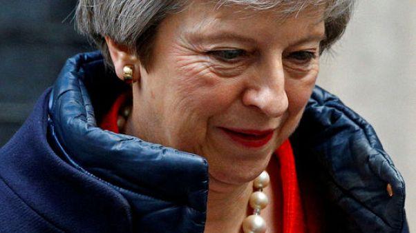 ماي: لا استفتاء آخر بشأن خروج بريطانيا من الاتحاد الأوروبي