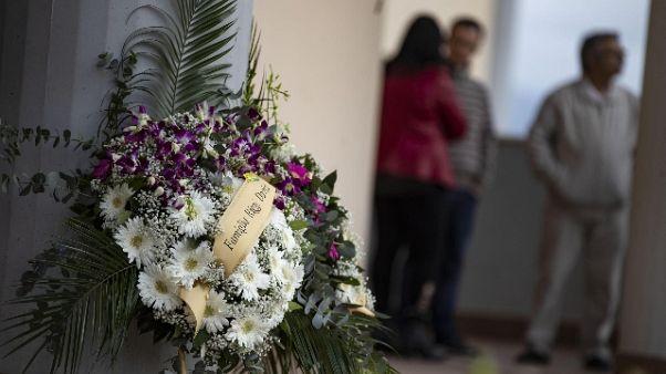 Desiree: tanti giovani ai funerali