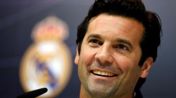 Real Madrid: Solari aborde son intérim sans exclure de rester
