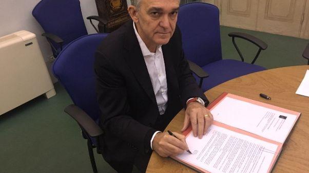 Maltempo,firmato stato emergenza Toscana