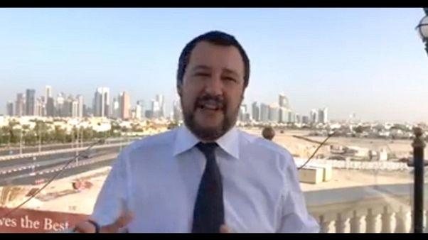 Dl sicurezza: Salvini, maggioranza coesa