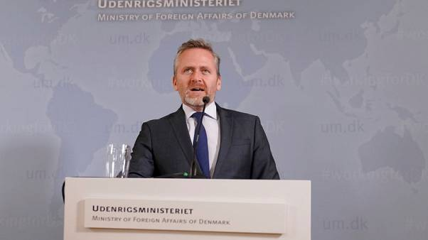 Denmark will push for fresh EU-wide sanctions against Iran - Foreign Minister