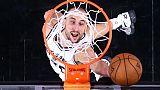 NBA: Manu Ginobili et son numéro 20 au panthéon des San Antonio Spurs
