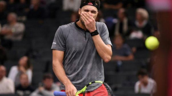 Masters 1000 Paris: Tsonga chute d'un fil face à Raonic