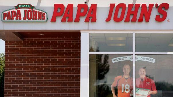 Exclusive: Buyout firms Bain, CVC compete for Papa John's - sources