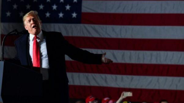 Diviseur en chef? Trump à travers ses déclarations abrasives