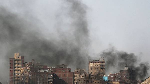 Egyptian pollution plan signals the last straw cloud
