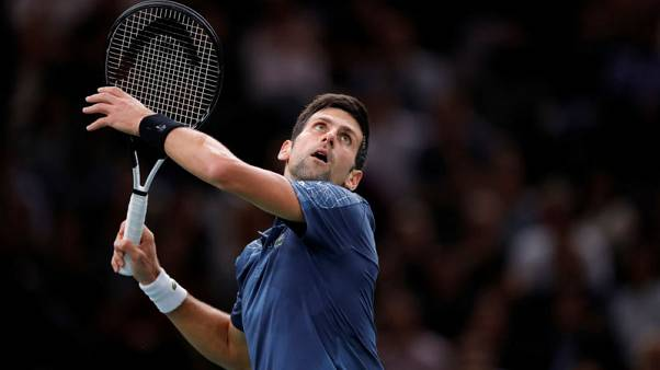 In-form Djokovic eases past Sousa in Paris opener