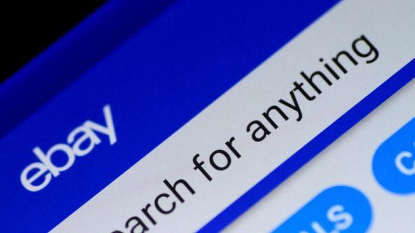 EBay beats quarterly profit on cost cut efforts, shares rise