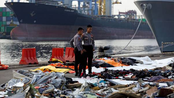 Indonesia believes it has located crashed jet's fuselage and black box