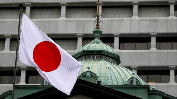 BOJ keeps policy steady, cuts inflation forecast