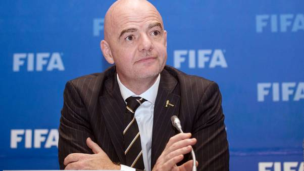 World Cup expansion possible for 2022, says Infantino
