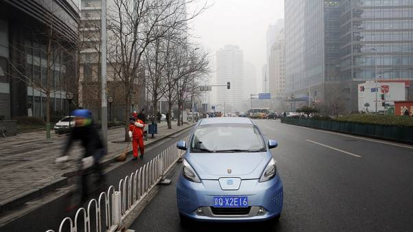 China to set up recall system for polluting cars
