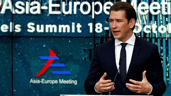 Austria to shun global migration pact, fearing creep in human rights
