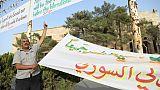 """A Idleb, l'""""ingénieur des manifestations"""" croit encore à la révolution syrienne"""