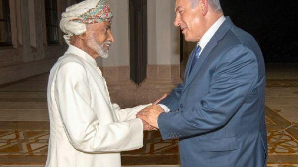 Israël courtise le Golfe avec en tête l'Iran et la reconnaissance arabe