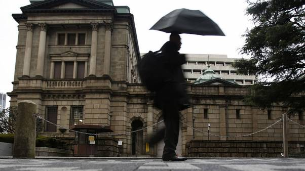 Bank of Japan rules out early rate hike, warns of growth, financial risks