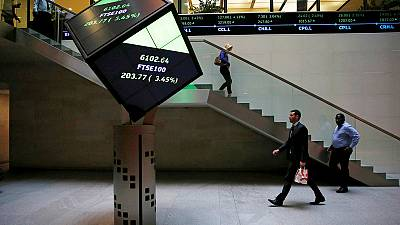 FTSE hits three-week high after torrid October