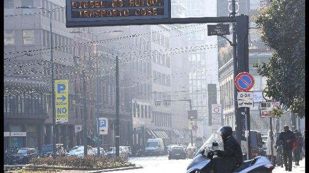 Smog: A.Fontana,no a polemica con Milano
