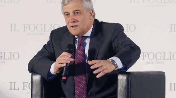 Manovra: Tajani, direzione sbagliata