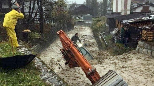 Maltempo: Veneto, Zaia, danni per 1 mld