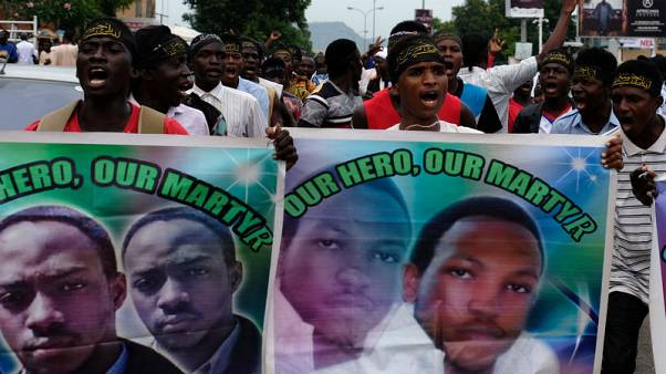 Nigerian Shi'ite group says 42 killed when security forces fired upon protests
