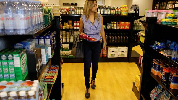 Shopping at well-stocked Venezuelan stores? Better take dollars