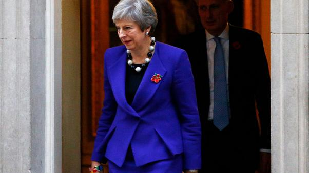 May seeks to reassure business on Brexit progress