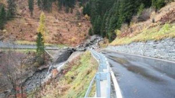 In Trentino riaperte alcune strade