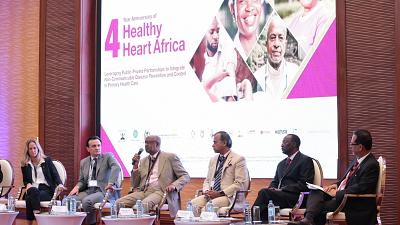 The Government of Kenya, AstraZeneca and the United Nations call for intensification of efforts in the fight against Non-Communicable Diseases (NCDs)