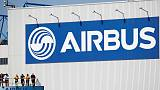 Airbus spokesman says earnings release delayed by technical issue with website