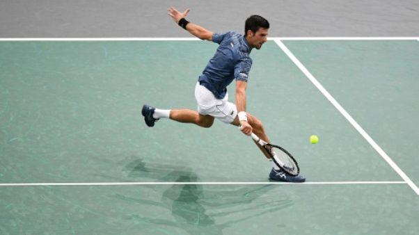 Masters 1000 Paris: Nadal forfait, Djokovic sera N.1 mondial lundi