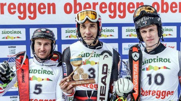 Coppa Europa a Obereggen il 19 dicembre