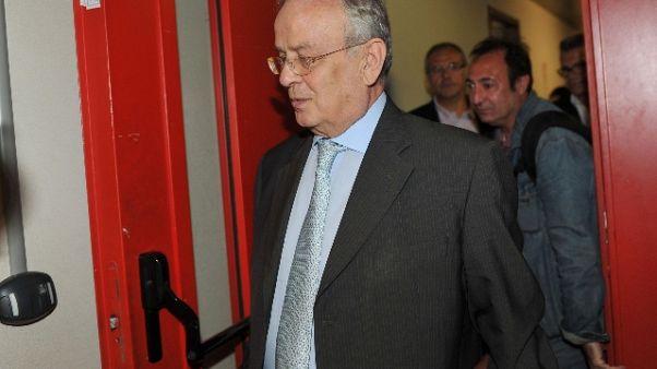 Picchioni condannato anche in Appello
