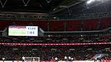 UEFA 'closely monitoring' Wembley pitch for Spurs-PSV clash