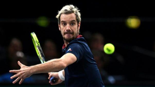 Masters 1000 Paris: Gasquet éliminé, Simon seul Français en lice