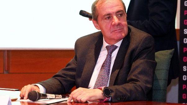 Giro: Vegni,a L'Aquila tragedia d'Italia