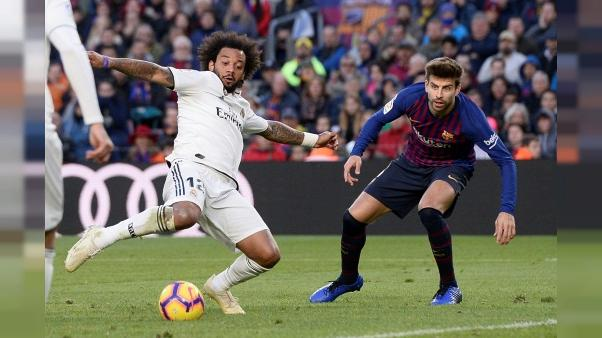 Real Madrid: Marcelo touché à une cuisse, blessures en série