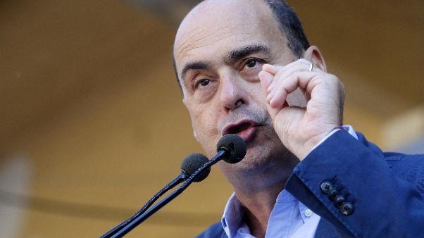 Lazio,Zingaretti dichiara stato calamità