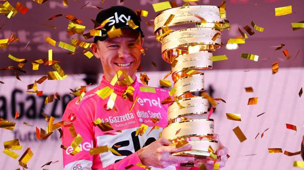 2019 Giro route revealed, Froome uncertain on title defence