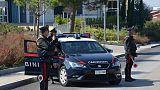Carabinieri investiti, arrestata coppia