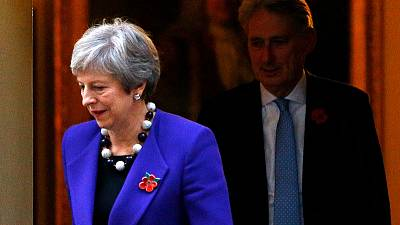 May told executives Britain to be 'unequivocally' pro-business - May's office