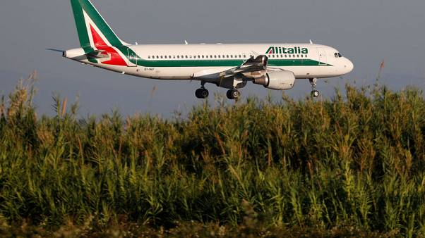 Alitalia receives two binding offers, one expression of interest - airline