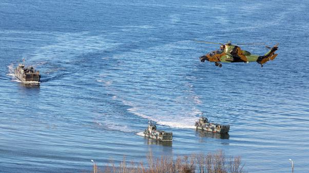 Rare NATO-Russia talks address military drills, 1987 missile treaty