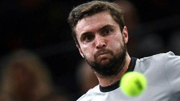 Masters 1000 de Paris: Simon éclipsé par Thiem, zéro pointé pour les Français