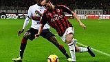 Italie: Milan bat le Genoa sur le fil et passe 4e