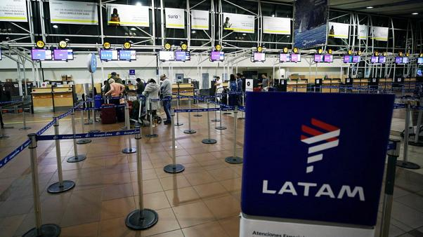 Chilean antitrust court approves LATAM tie-up with American, IAG -LATAM
