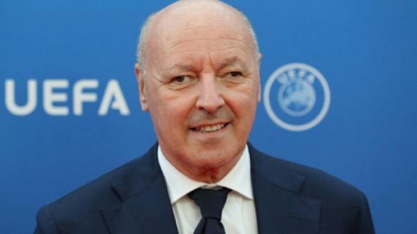 Italie: la Juventus met fin au contrat de Giuseppe Marotta