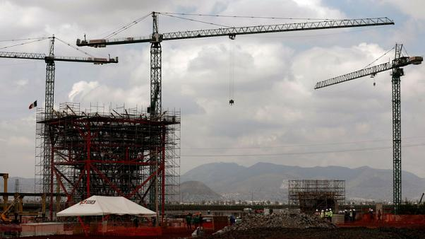 Mexico's president-elect meets airport construction firms