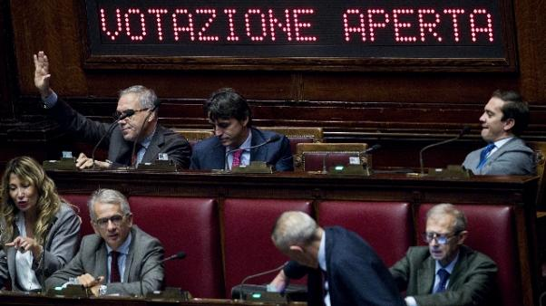 Dl Genova: Camera approva, va al Senato